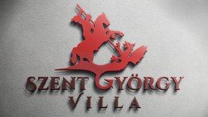 Szent György Villa logó