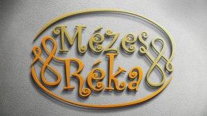Mézes Réka logó