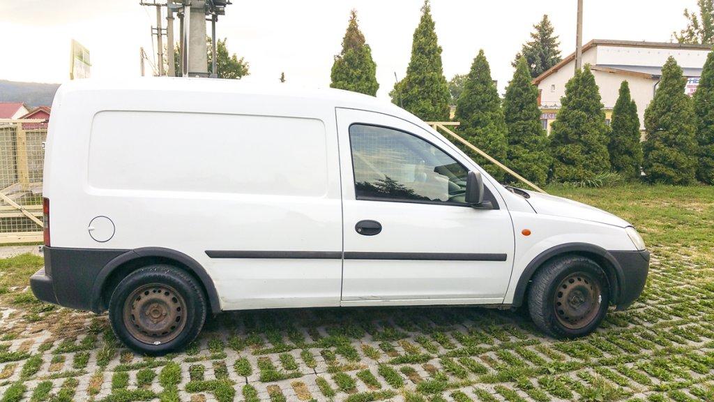 Opel Combo Autódekor