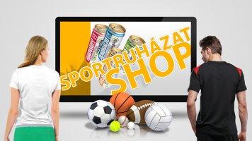Webshop - Sportruházat